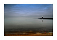 Calm waters at Presque Isle